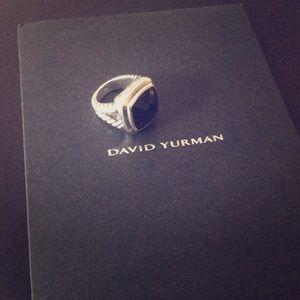 David Yurman 17MM Albion Ring